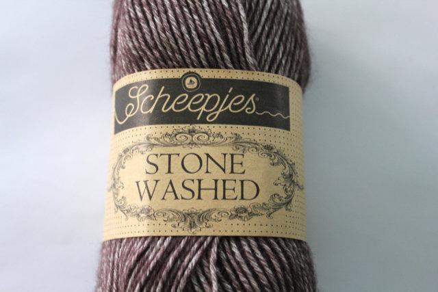 Scheepjes Stone Washed - Obsidian 829