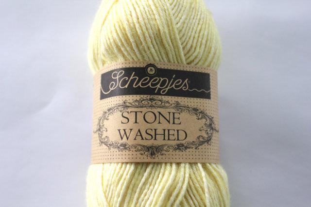 Scheepjes Stone Washed -  Citrine 817