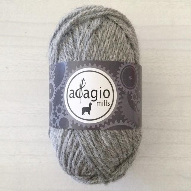 Adagio Mills 8ply Alpaca - Sonata