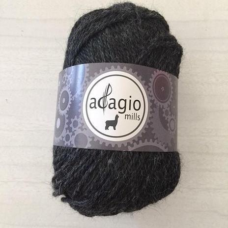 Adagio Mills 8ply Alpaca - Forte
