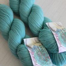 Heritage Sock Yarn - Dusty Turquoise 5704