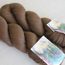 Heritage Sock Yarn - Walnut 5638
