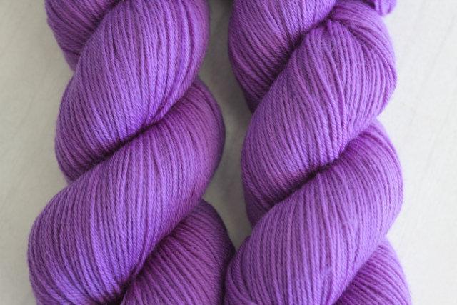 Heritage Sock Yarn - Purple Hyacinth 5625