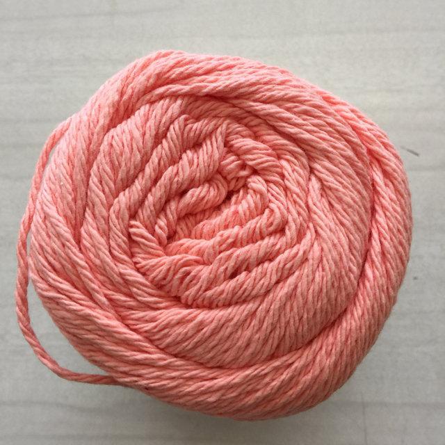 Lily Sugar 'n Cream Cotton - Tea Rose