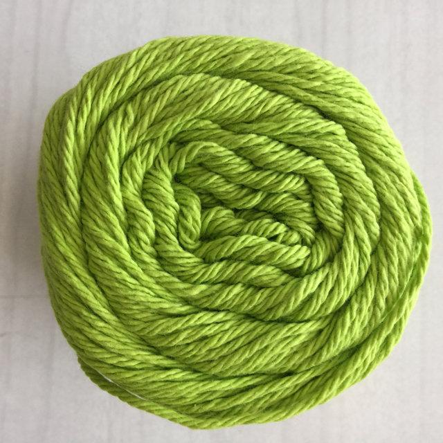 Lily Sugar 'n Cream Cotton - Hot Green