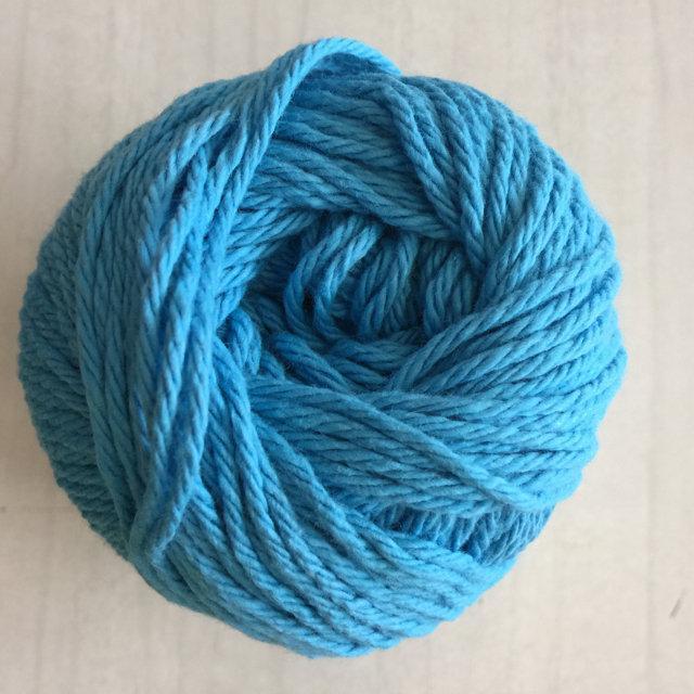 Lily Sugar 'n Cream Cotton - Hot Blue