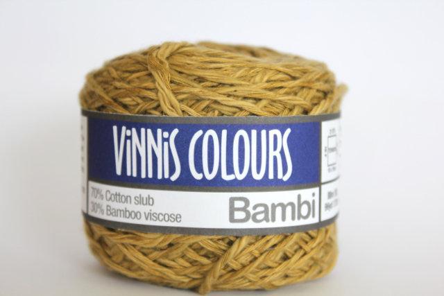 Vinnis Colours Bambi - 871 Mustard