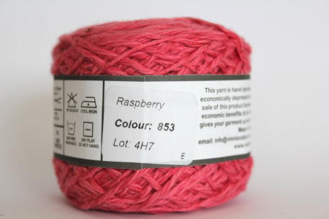 Vinnis Colours Bambi - 853 Raspberry