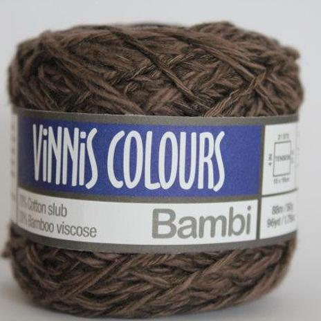 Vinnis Colours Bambi - 817 Dark Chocolate