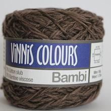 Vinnis Colours Bambi - 817 Dark Chocolate