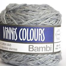 Vinnis Colours Bambi - 827 Dark Aluminium