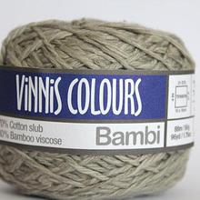 Vinnis Colours Bambi - 801 Baby Mink