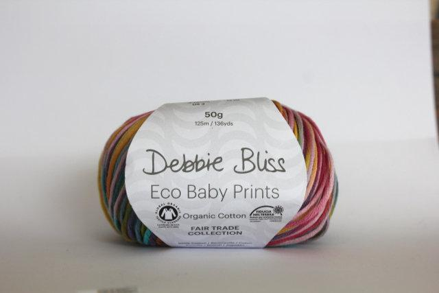 Debbie Bliss Eco Baby Prints  - 4 Carnival