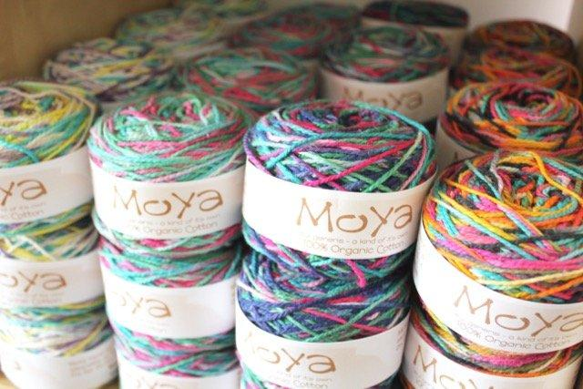 MoYa Variegated - Ice Cream