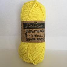 Scheepjes Cahlista Cotton - Lemon 280