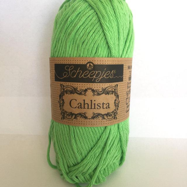 Scheepjes Cahlista Cotton - Apple Granny 513