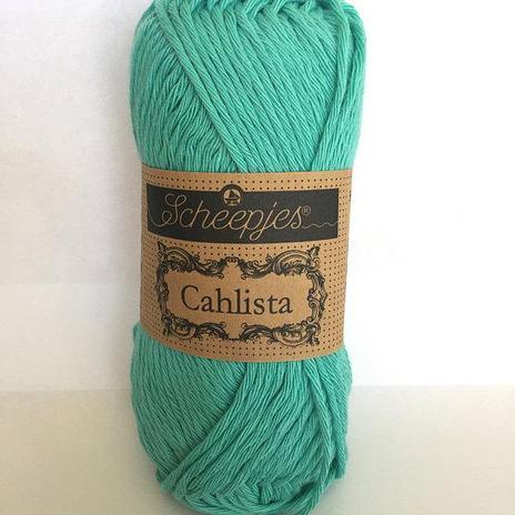 Scheepjes Cahlista Cotton -Tropic 253