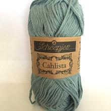 Scheepjes Cahlista Cotton -Silver Blue 528