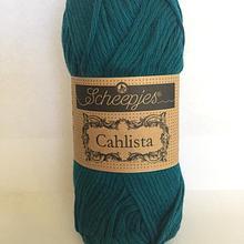 Scheepjes Cahlista Cotton - Dark Teal 401