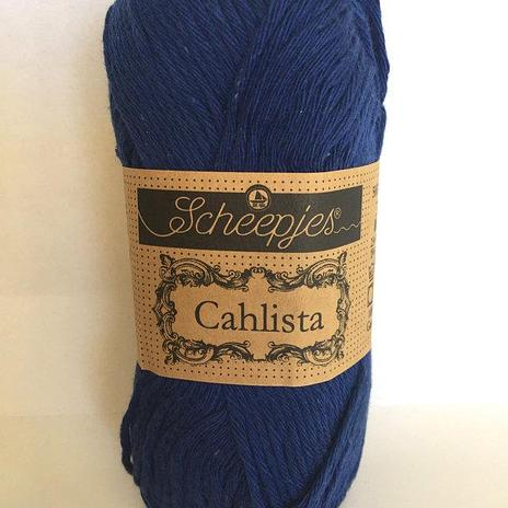 Scheepjes Cahlista Cotton - Midnight 527