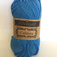 Scheepjes Cahlista Cotton - Cornflower 511