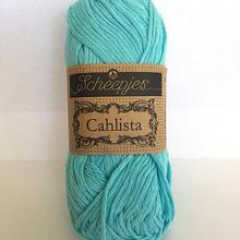 Scheepjes Cahlista Cotton - Cyan 397