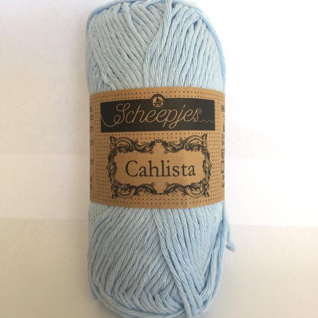 Scheepjes Cahlista Cotton - Bluebell 173