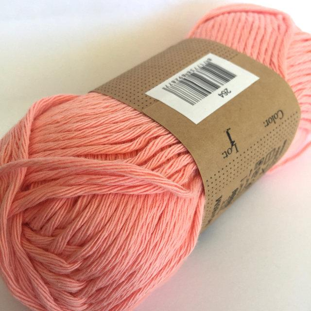 Scheepjes Cahlista Cotton - Light Coral 264