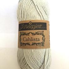Scheepjes Cahlista Cotton - Light Silver 172