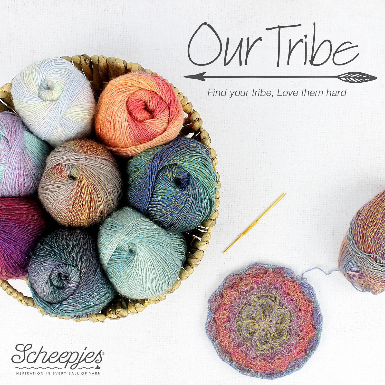 Scheepjes Our Tribe -  Simy 967