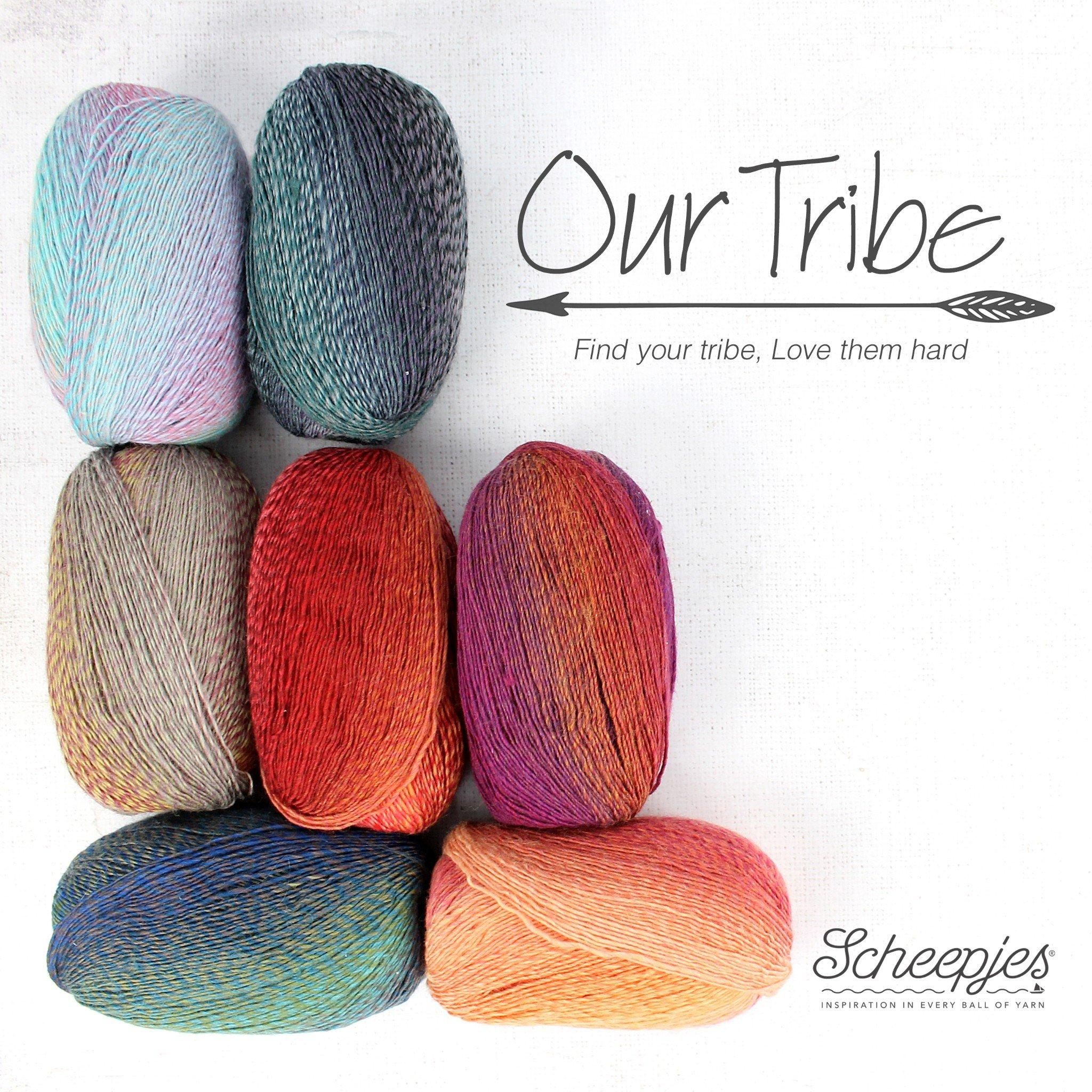 Scheepjes Our Tribe - It's all in a nutshell 973