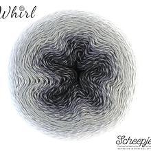 Scheepjes Whirl - Licquorice yum yum 751