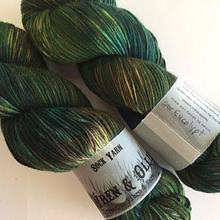Wren and Ollie Sock Yarn - eucalytpt