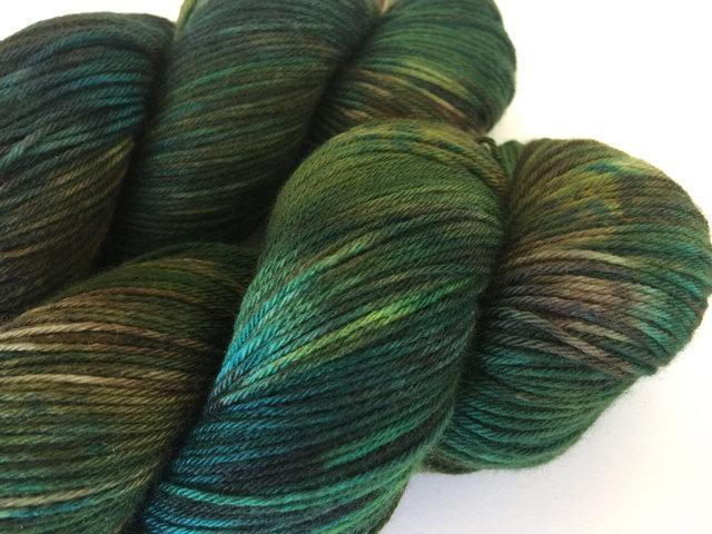 Wren and Ollie Sock Yarn - eucalytpt