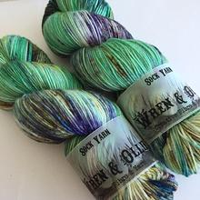 Wren and Ollie Sock Yarn - Willow