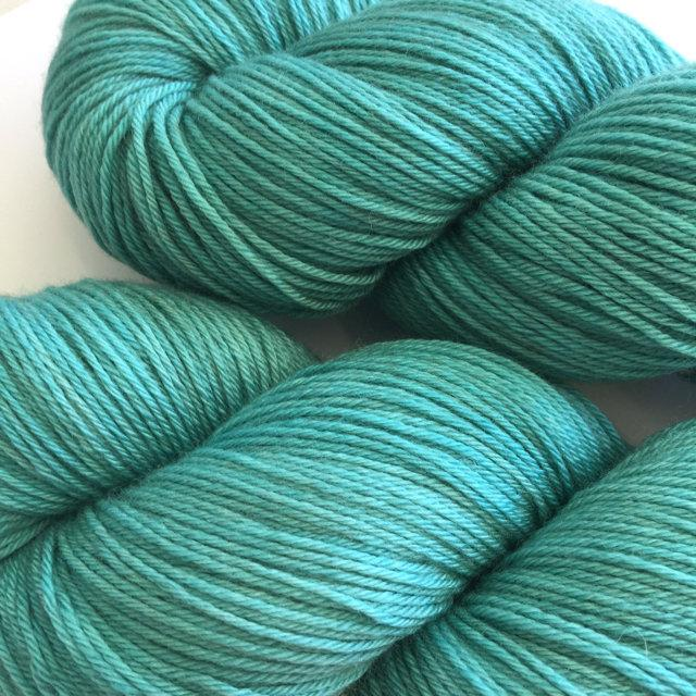 Wren and Ollie Sock Yarn - frozen