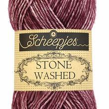 Scheepjes Stone Washed - garnet 810