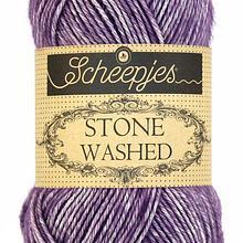 Scheepjes Stone Washed - deep amethyst 811