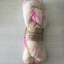 The Yarnkeeper 4ply singles -confetti