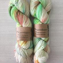 The Yarnkeeper 4ply singles -spearmint breeze