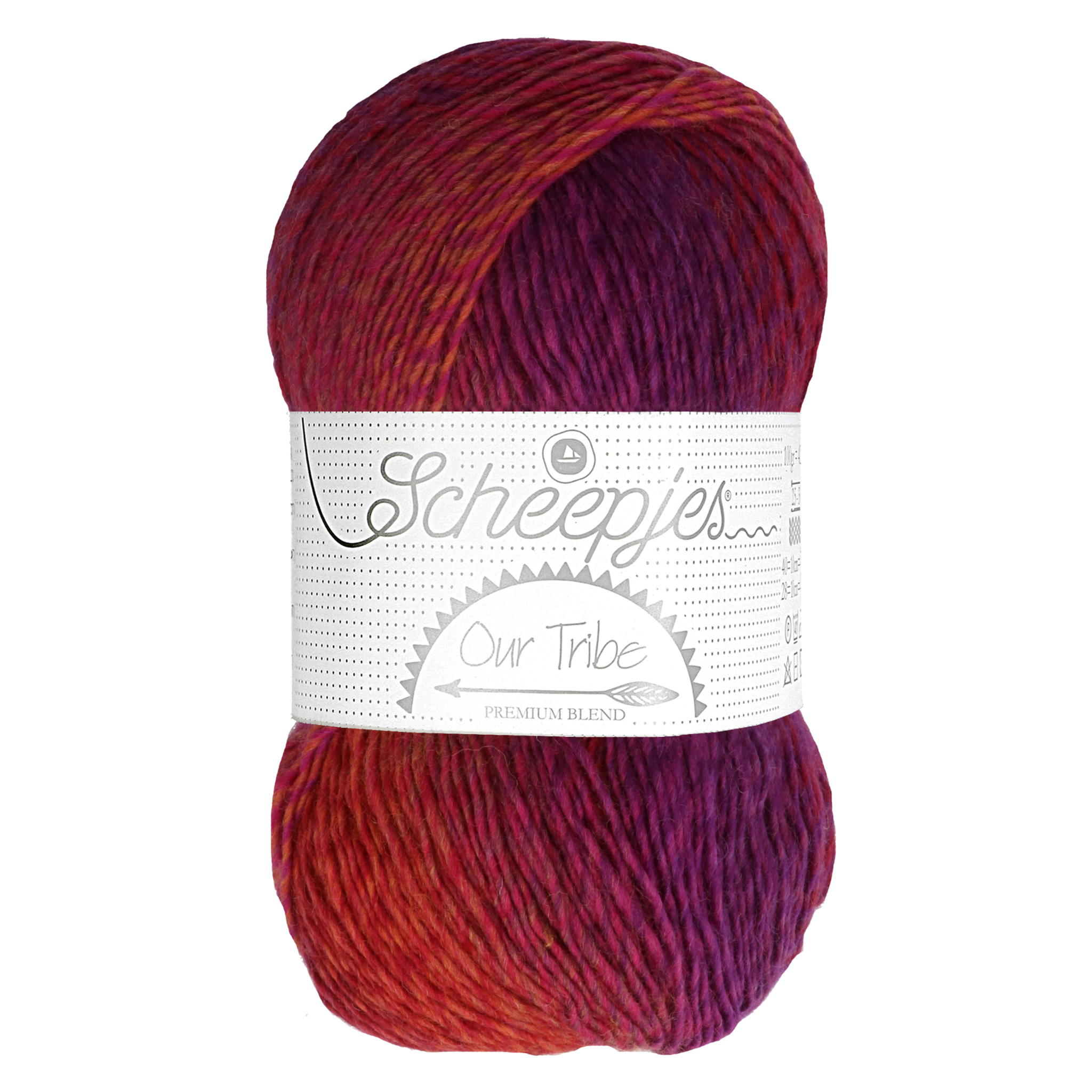 Scheepjes Our Tribe - Jellina Creations 971