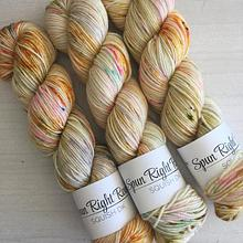 Spun Right Round Squish DK - Combat boots and Baby doll dresses