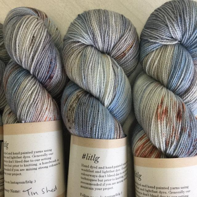 LITLG Twist sock - Tinshed