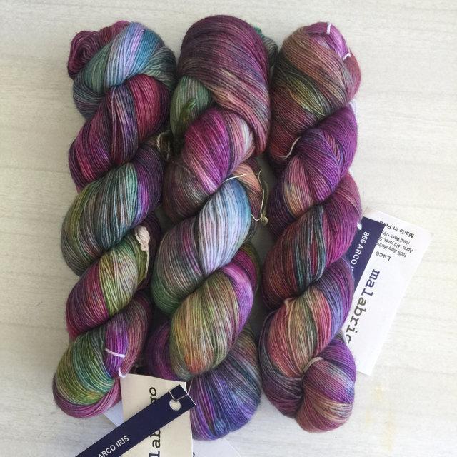 Malabrigo Lace -Arco Iris 866