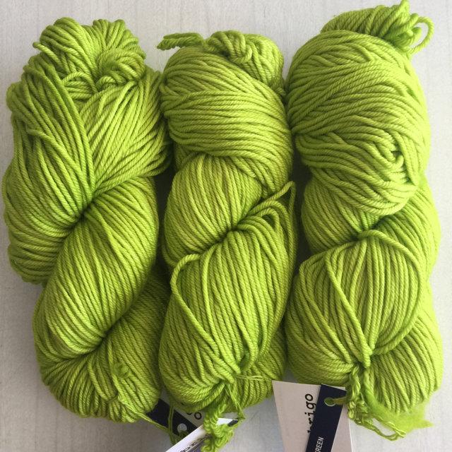 Malabrigo Rios - Apple Green 11