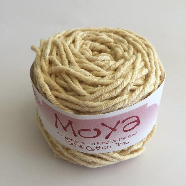 MoYa Timu 10ply Cotton - Butterscotch