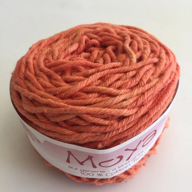 MoYa Timu 10ply Cotton - Capsicum