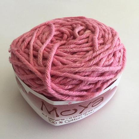 MoYa Timu 10ply Cotton - Candy