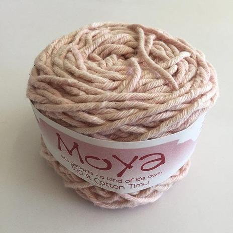 MoYa Timu 10ply Cotton - Crepe