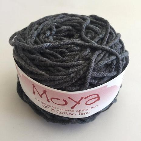 MoYa Timu 10ply Cotton - Graphite